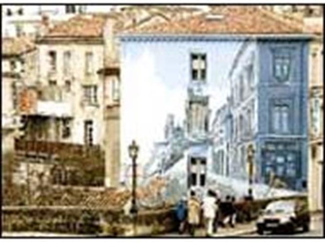Bir şehir dolusu resimli roman